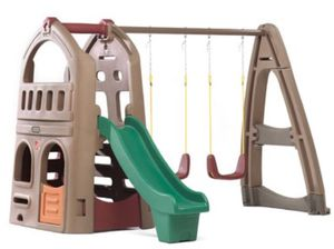 Step 2 playground clubhouse swing set for Sale in Clarksburg, CA