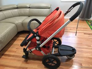Bugaboo Frog stroller in good condition for Sale in Denton, TX