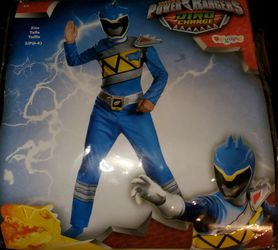 Youth Kids Halloween Costume Power Ranger Dino Charge Size S/P 4-6 for Sale in Pinellas Park,  FL
