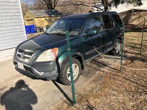 2004 Honda CRV $3000.00 for Sale in Cumberland, RI