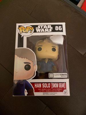 Star Wars. Han Solo for Sale in Fresno, CA