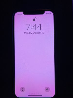 Iphone x unlocked for Sale in San Diego, CA