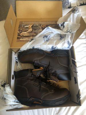 Georgia Men's Steel Toe Boot Size 10 for Sale in San Jose, CA