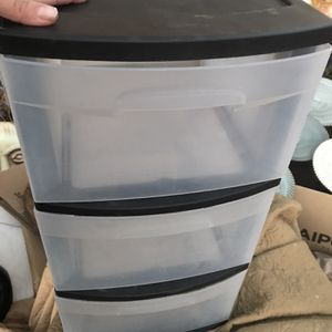 Plastic Storage Container for Sale in El Mirage, AZ