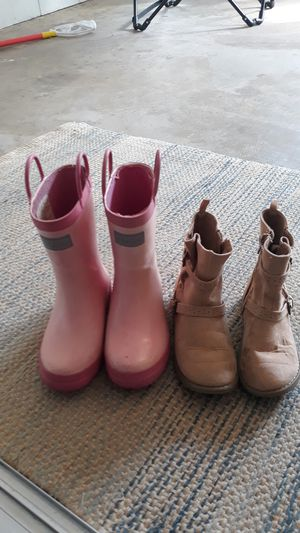 Girls Boots sz. 10/11 for Sale in Duncanville, TX