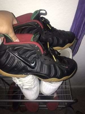Nike air Foamposite pro Gucci for Sale in Kissimmee, FL