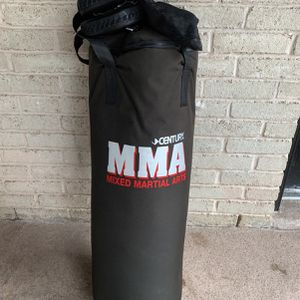 Punching Bag And Accessories for Sale in Humble, TX