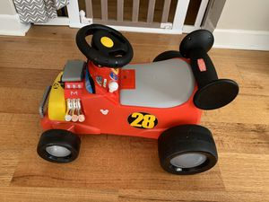 Mickey Mouse toddler ride car for Sale in Vancouver, WA