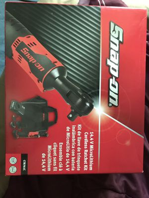 Snapon cordless ratchet set forsale - ‼️‼️$350.00 firm no im not taking anything less then 350.00👌‼️‼️‼️‼️ for Sale in Manchester, CT