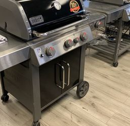WEBER GENESIS 2 NATURAL GAS GRILL XCK for Sale in Houston,  TX