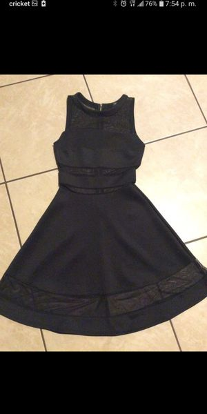 Woman's holiday black dress size XS for Sale in Colton, CA