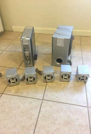 Panasonic surround sound system for Sale in Lodi, NJ
