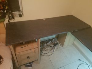 L-shape desk. for Sale in Venice, FL
