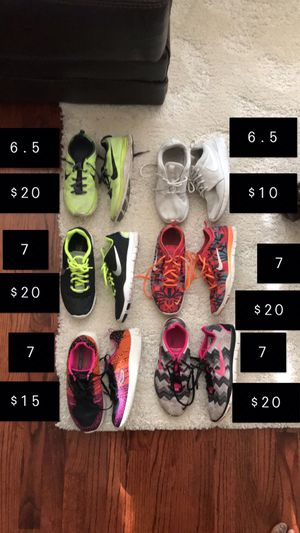 Women's Nike Shoes for Sale in Forney, TX