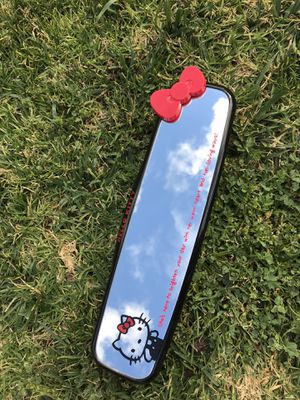 Hello Kitty Car Mirror for Sale in Moreno Valley, CA