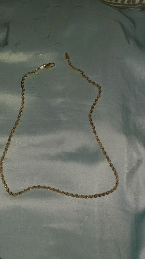 Gold chain for Sale in Las Vegas, NV