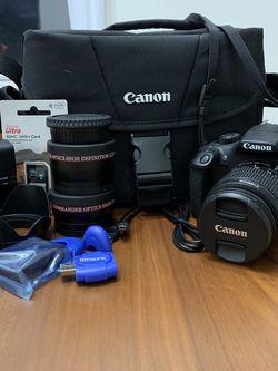 Canon Rebel T6 DLSR Camera for Sale in Los Angeles,  CA