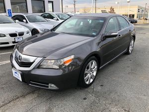 2009 ACURA RL Tech Pkg/Tech/CMBS w/PAX for Sale in Falls Church, VA