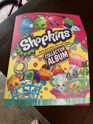 Shopkins collector album for Sale in Chicago, IL