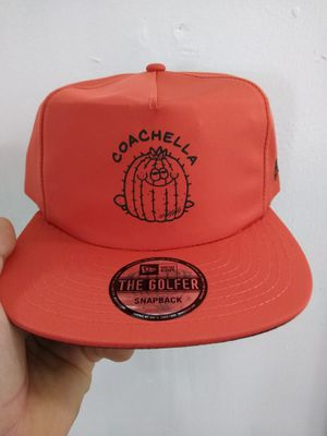COACHELLA NEW ERA SNAPBACK HAT BRAND NEW THE GOLFER for Sale in South Gate, CA