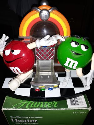 M&M candy dispenser for Sale in Lynwood, CA