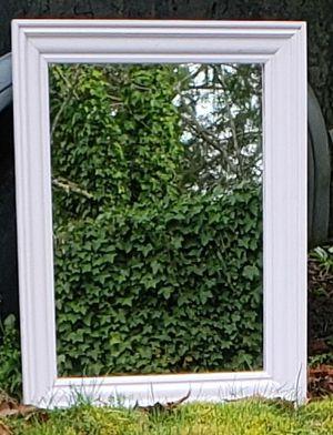 Beautiful Mirror w/ Lilac Frame for Sale in Federal Way, WA