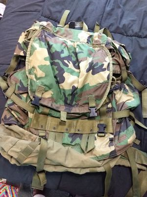 Military backpack for Sale in Largo, FL