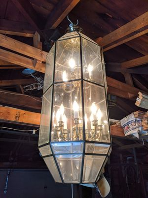 Vintage Chandelier for Sale in Chicago, IL
