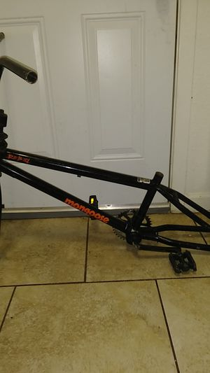 Mongoose bike body (bmx) for Sale in Dallas, TX