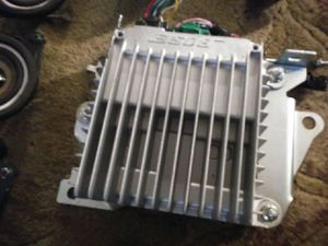 Bose car speakers with amp. for Sale in Glenwood, OR