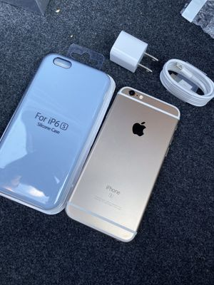iPhone 6s 32gb Gold Unlocked Like New any carrier for Sale in Austin, TX