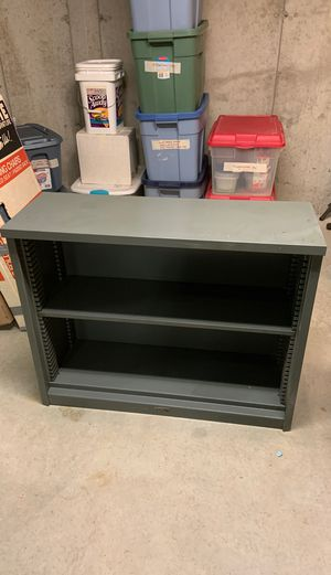 Metal shelves by Borroughs, industrial quality for Sale in VERNON ROCKVL, CT