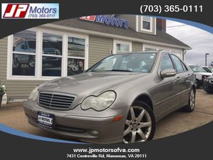2004 Mercedes-Benz C-Class for Sale in Manassas, VA