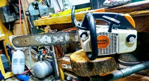 Stihl ms200t chainsaw for Sale in Waterford Township, MI
