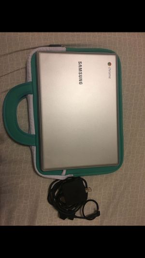 Samsung Chromebook 2 XE500C12 11.6 Inch Laptop (2 GB, 16 GB SSD, Silver) for Sale in Fort Lauderdale, FL