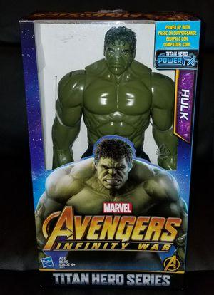 Marvel Avengers (Infinity War): Hulk for Sale in Brandon, MS