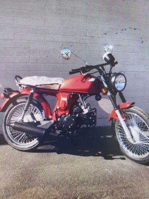 NOSTALGIA 49CC MOTORCYCLE TURBOPOWERSPORTS for Sale in Buena Park, CA
