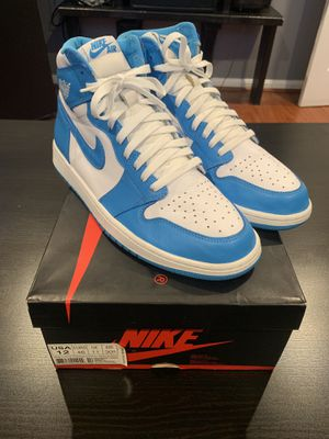 Jordan 1 Retro UNC Size 12 for Sale in Clifton, VA