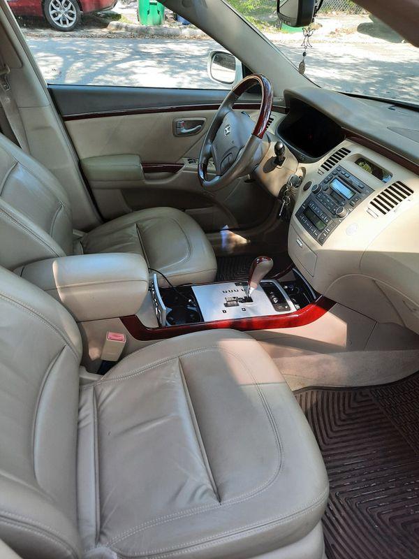 Hyundai azera limited diamond edition