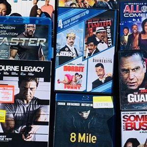 Over 100 DVDs (random Genre) - 10$ for 6, 25$ for 15 for Sale in Chesapeake, VA