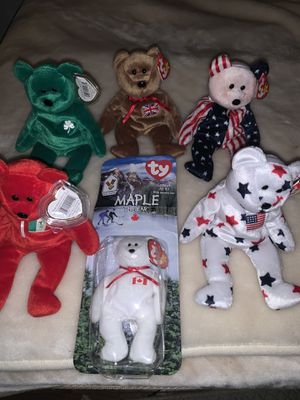 Beenie babies rare find antique for Sale in Union City, CA