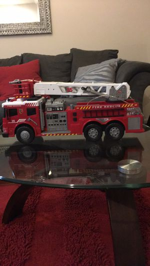 Fire Brigade Truck Toy Fire Truck By Dickie Kids Toys for Sale in Washington, DC