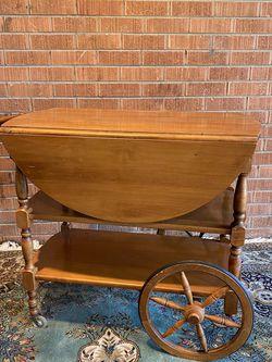 Antique Drop Leaf Cart for Sale in Denver,  CO