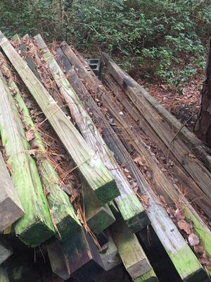 Fence Posts for Sale in Jacksonville, FL