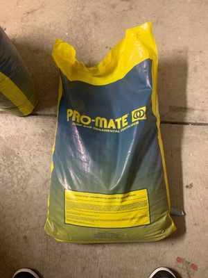 Fertilizer 25-5-5/w/humid 2 sacks for Sale in Lathrop, CA