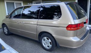 2001 Honda Odyssey EX for Sale in Puyallup, WA