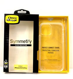 Clear OtterBox Symmetry for iPhone 12 / 12 Pro / 12 Pro Max / 11 / 11 Pro Max / Xr / 7/8 Plus. for Sale in Sylmar,  CA