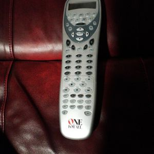Used Like New One For All Remote Control for Sale in Moseley, VA