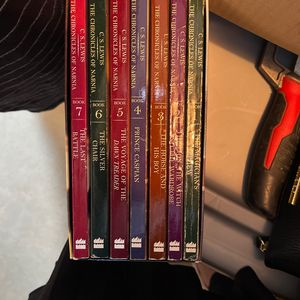 Chronicles Of Narnia Full Set for Sale in Selma, CA