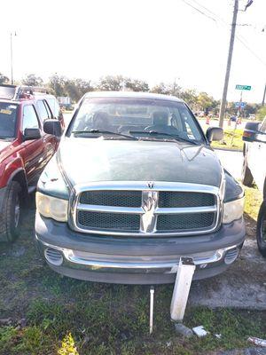 2002 Green Dodge Ram for Sale in Longwood, FL